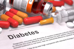 Medicines for diabetic patients